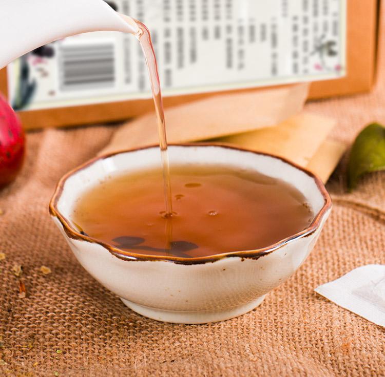 黑根益髮茶
